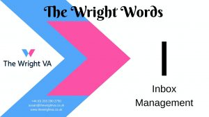 Read more about the article I for Inbox Management